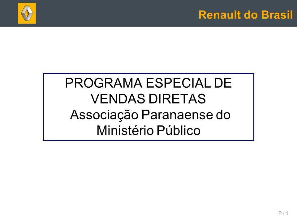 PROGRAMA ESPECIAL DE VENDAS DIRETAS