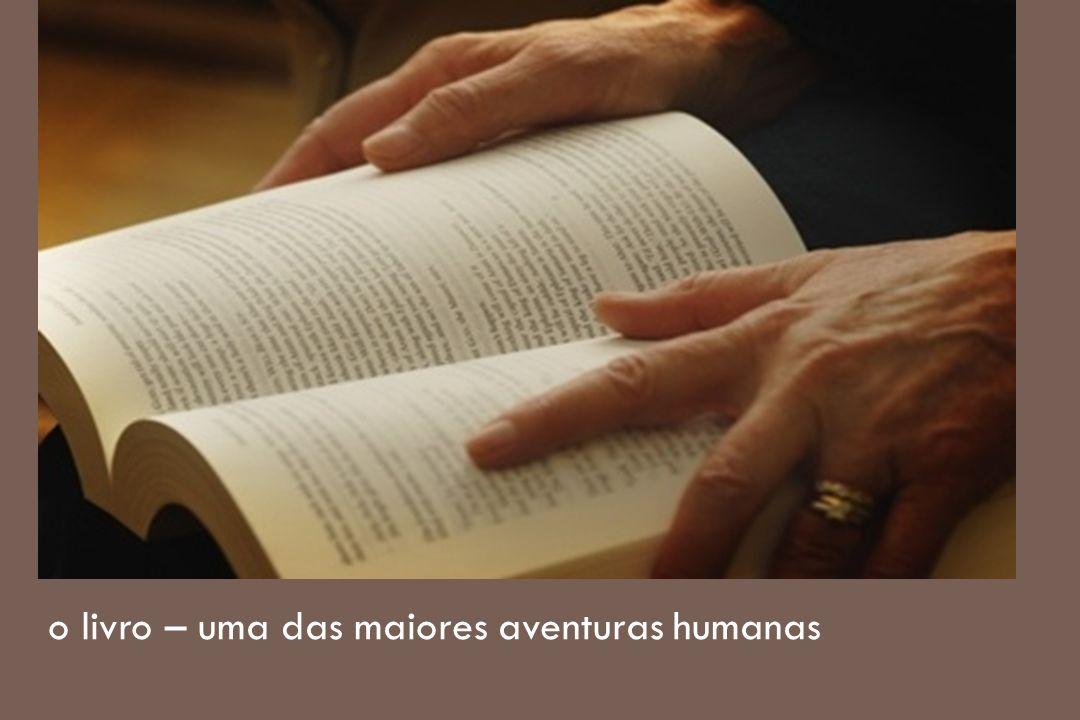 o livro – uma das maiores aventuras humanas