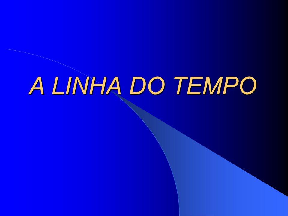 A LINHA DO TEMPO