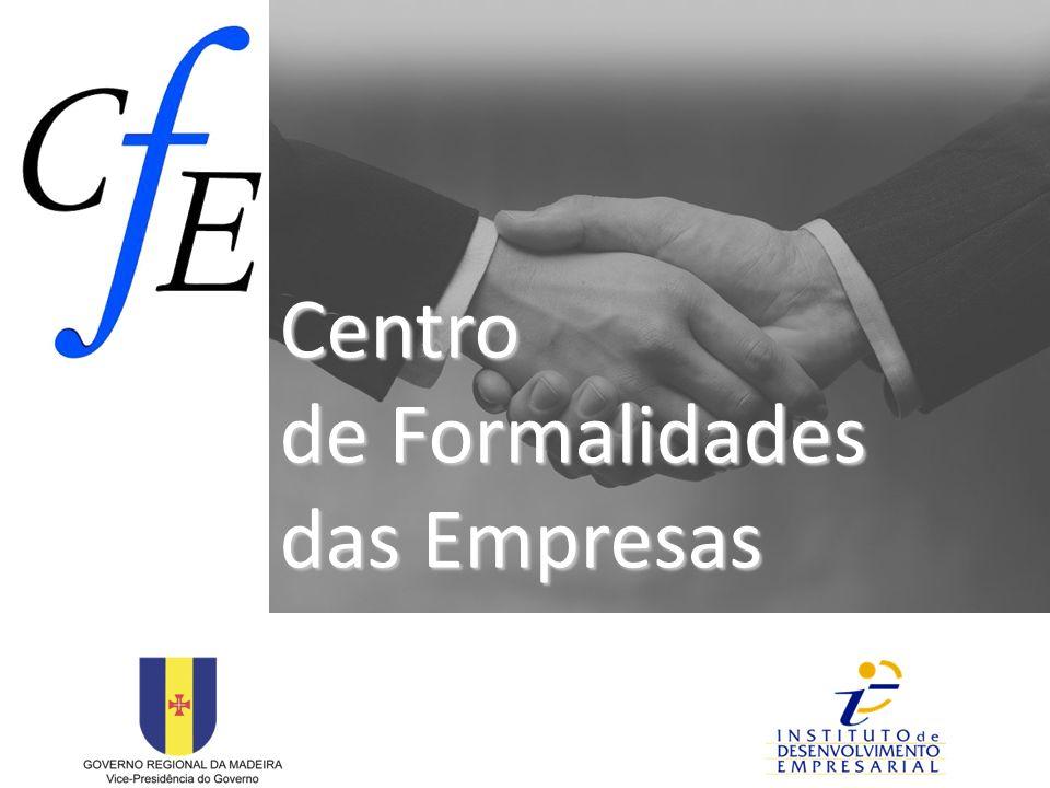 Centro de Formalidades das Empresas