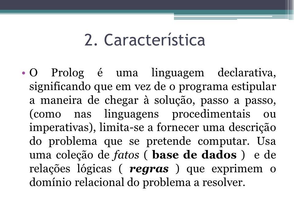 2. Característica