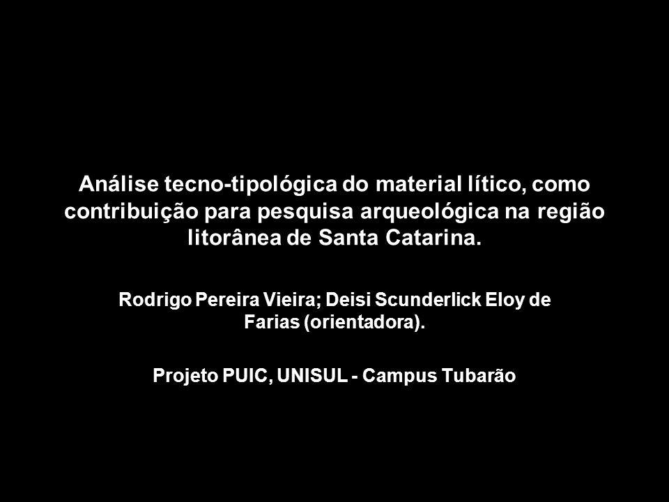 Projeto PUIC, UNISUL - Campus Tubarão