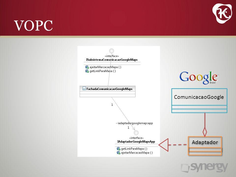 VOPC ComunicacaoGoogle Adaptador