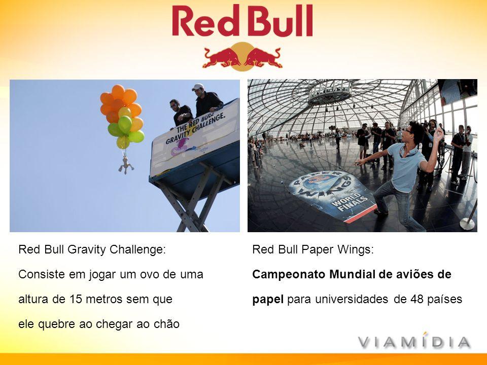 Red Bull Gravity Challenge: