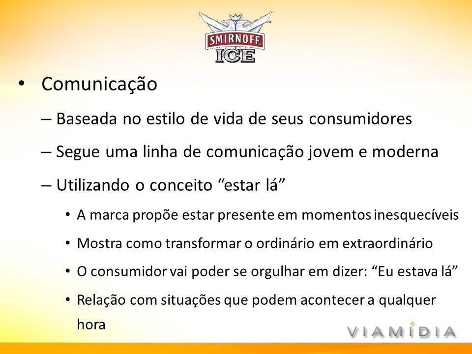 Comunicação Baseada no estilo de vida de seus consumidores