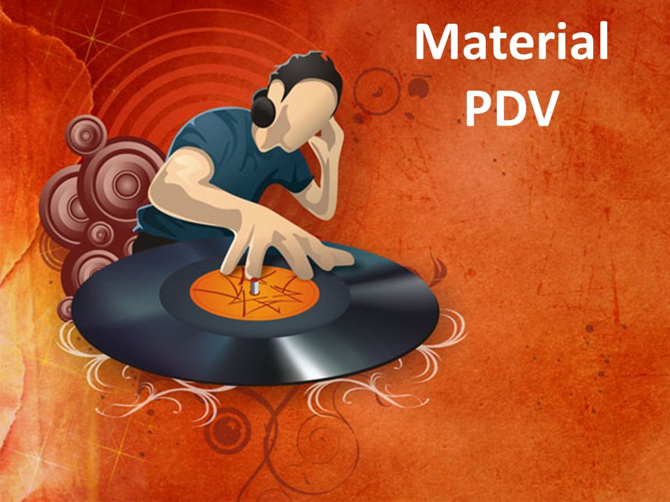Material PDV 86