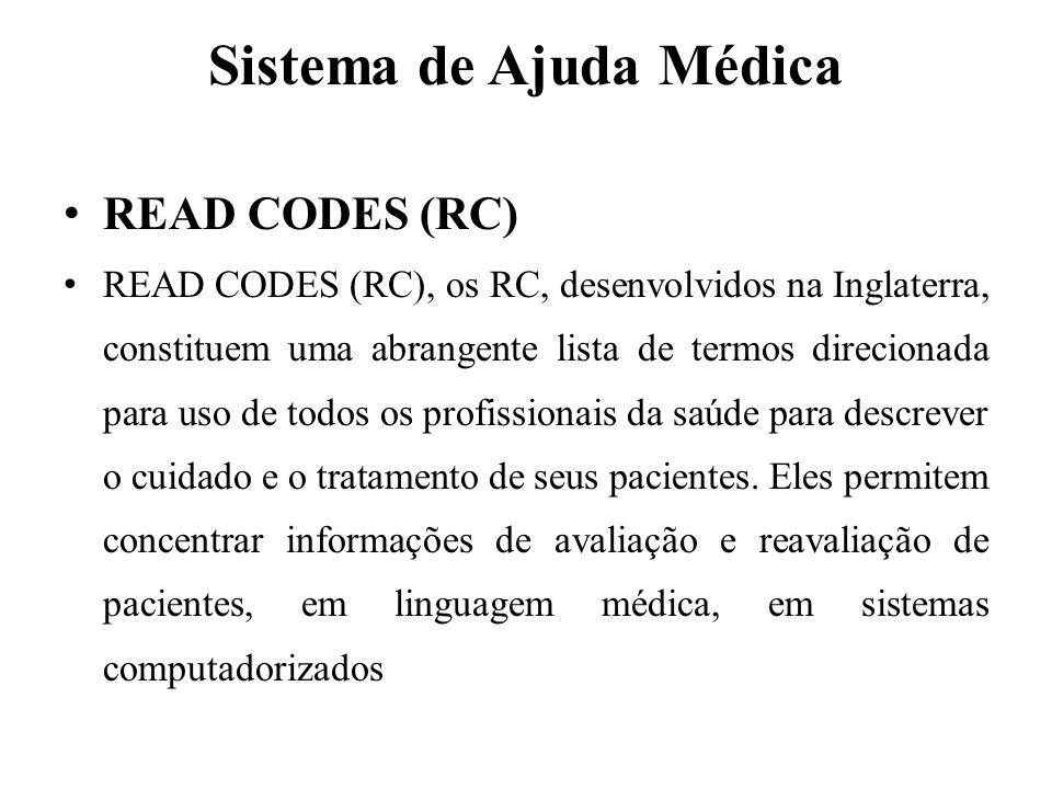 Sistema de Ajuda Médica