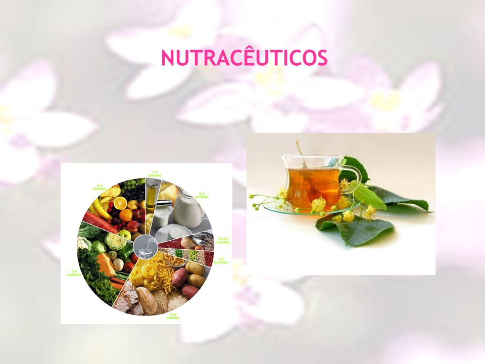 NUTRACÊUTICOS