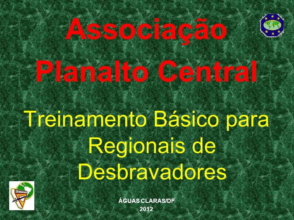 Treinamento Básico para Regionais de Desbravadores