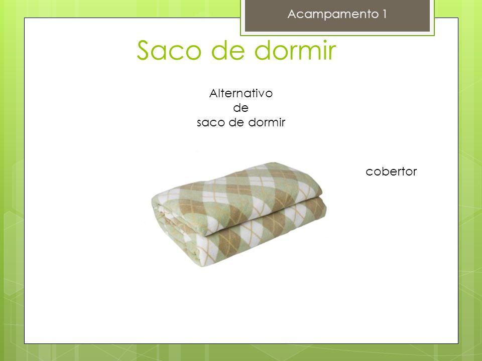 Acampamento 1 Saco de dormir Alternativo de saco de dormir cobertor
