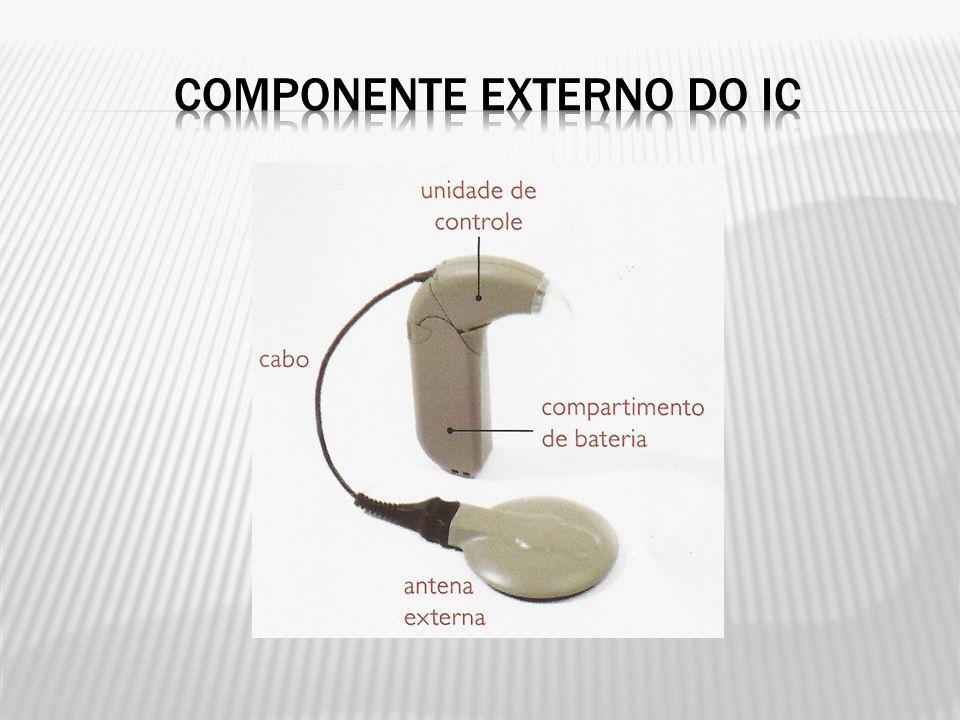 COMPONENTE EXTERNO DO IC