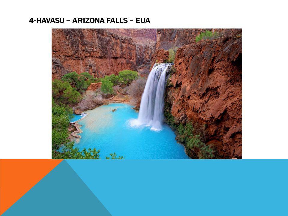 4-Havasu – Arizona Falls – EUA