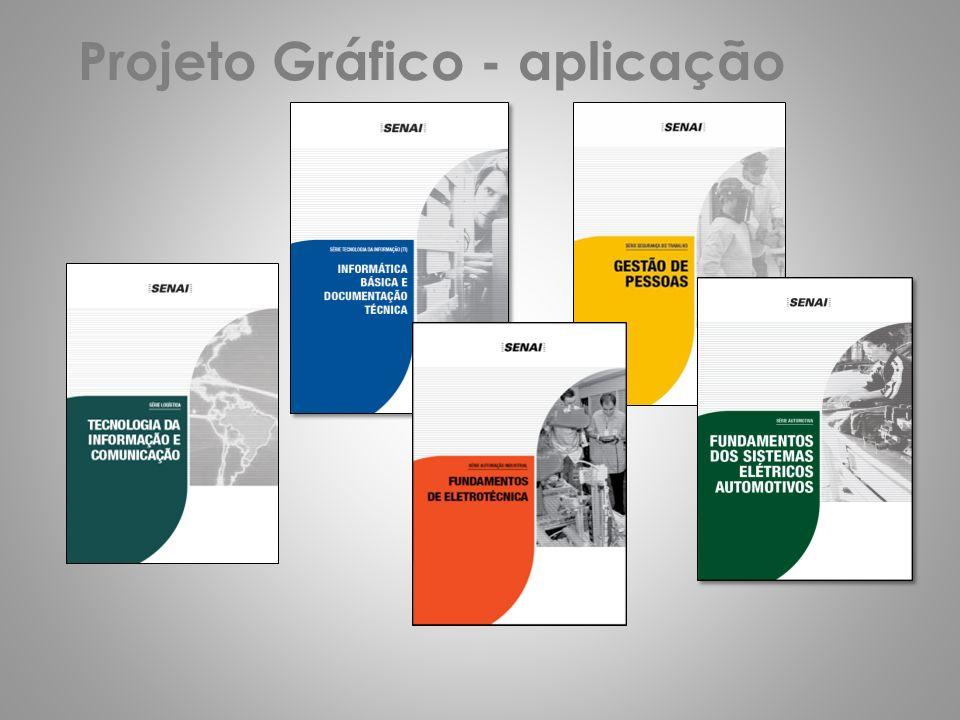 Projeto Gráfico - aplicação