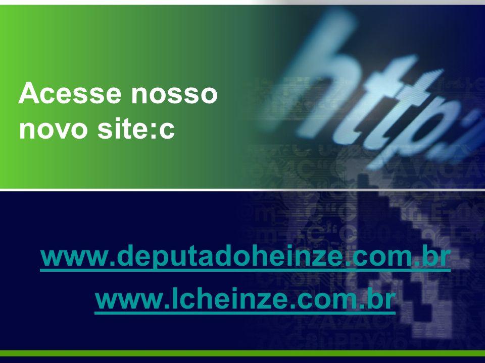 Acesse nosso novo site:c
