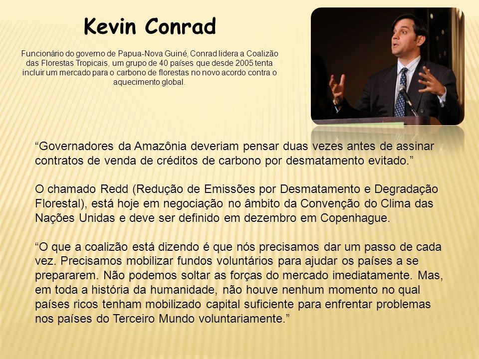Kevin Conrad