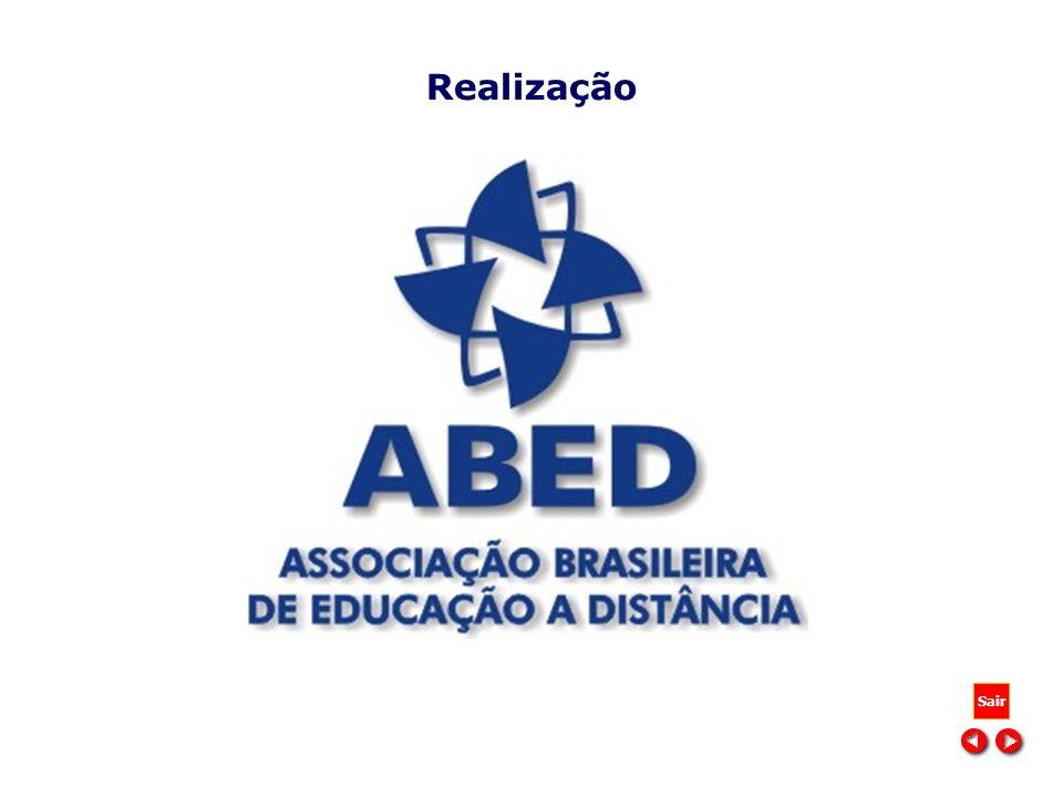 Realização Sair 11º Congresso Internacional de Educação a Distância - BA 2004