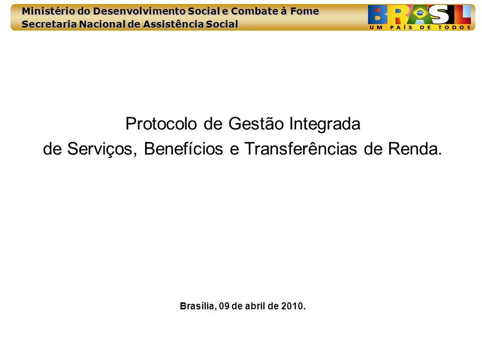 Protocolo de Gestão Integrada
