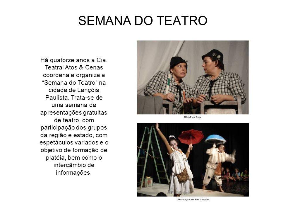SEMANA DO TEATRO