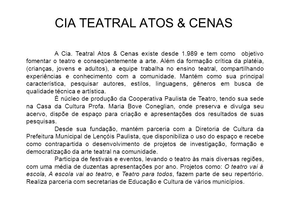 CIA TEATRAL ATOS & CENAS