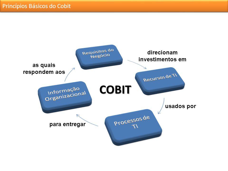 Princípios Básicos do Cobit