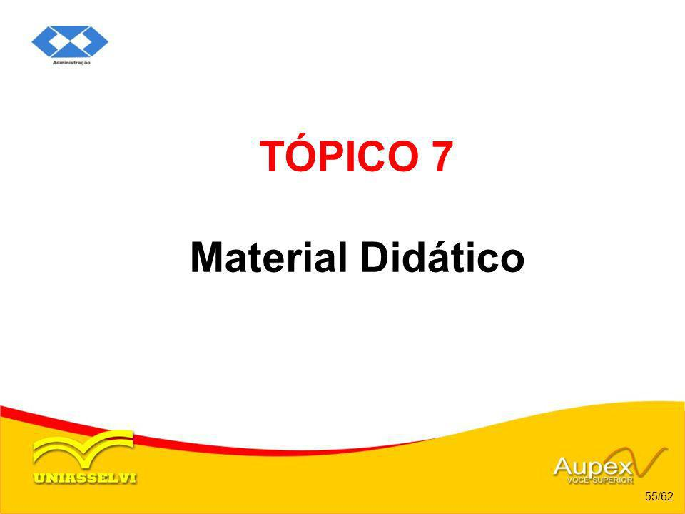 TÓPICO 7 Material Didático