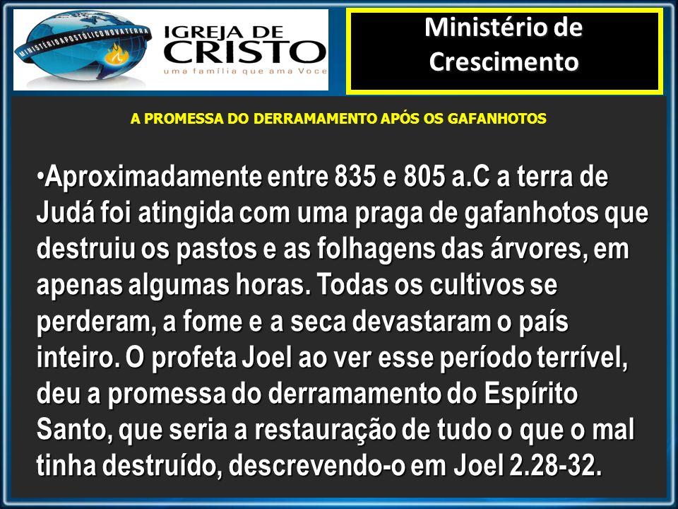 Ministério de Crescimento