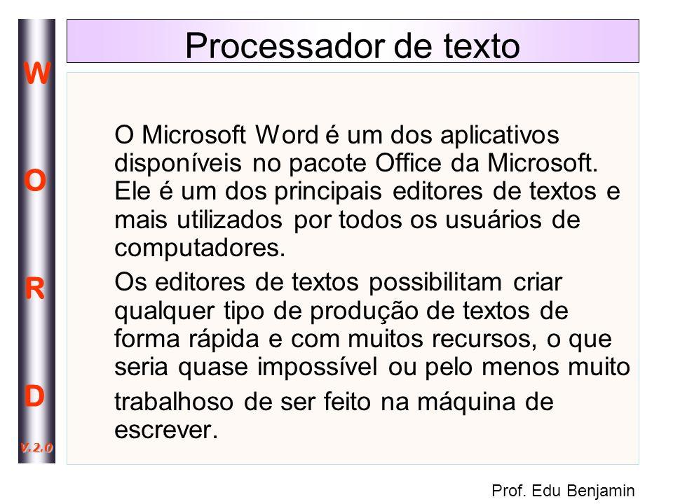 Processador de texto