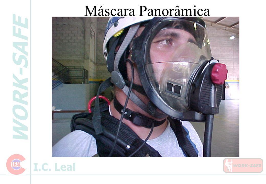 Máscara Panorâmica