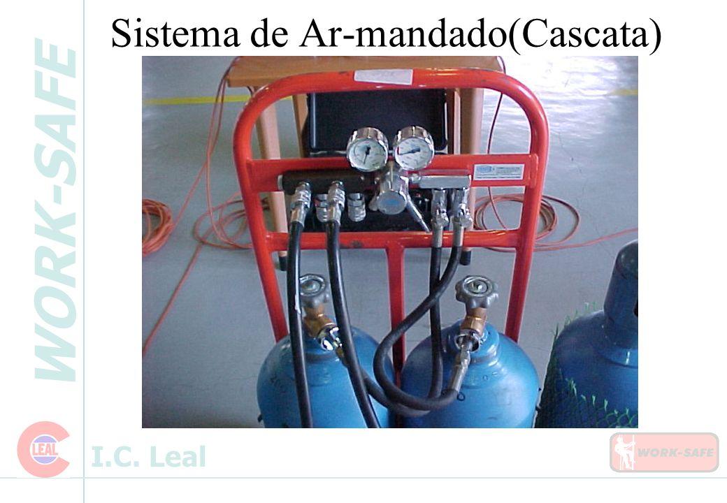 Sistema de Ar-mandado(Cascata)