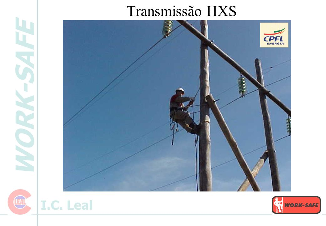Transmissão HXS