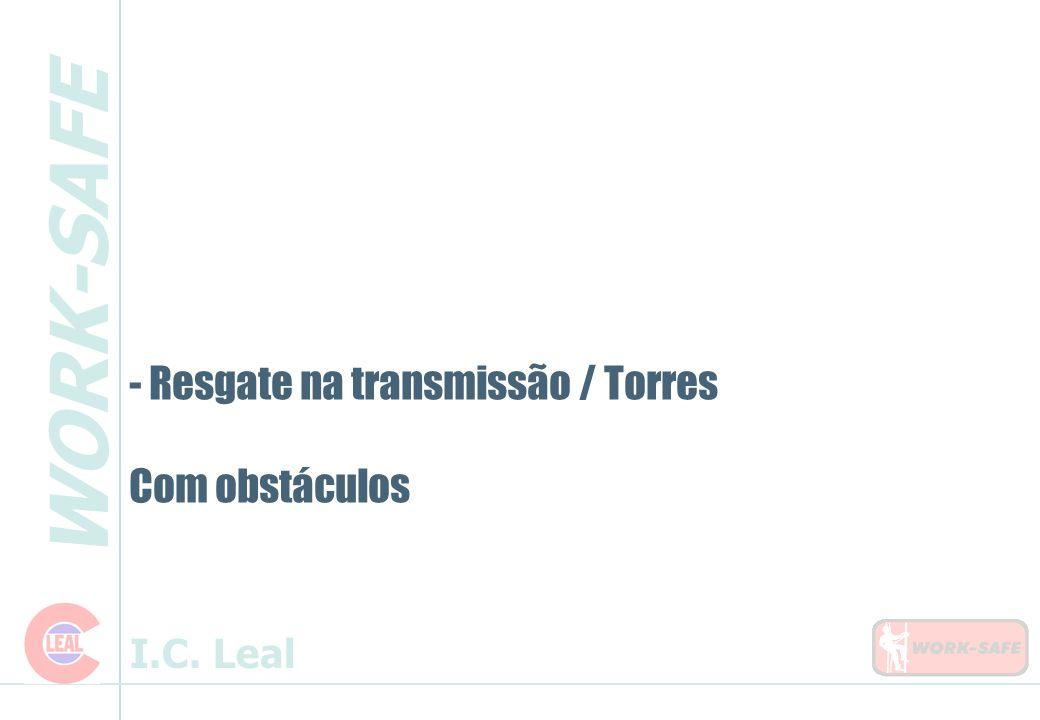- Resgate na transmissão / Torres Com obstáculos