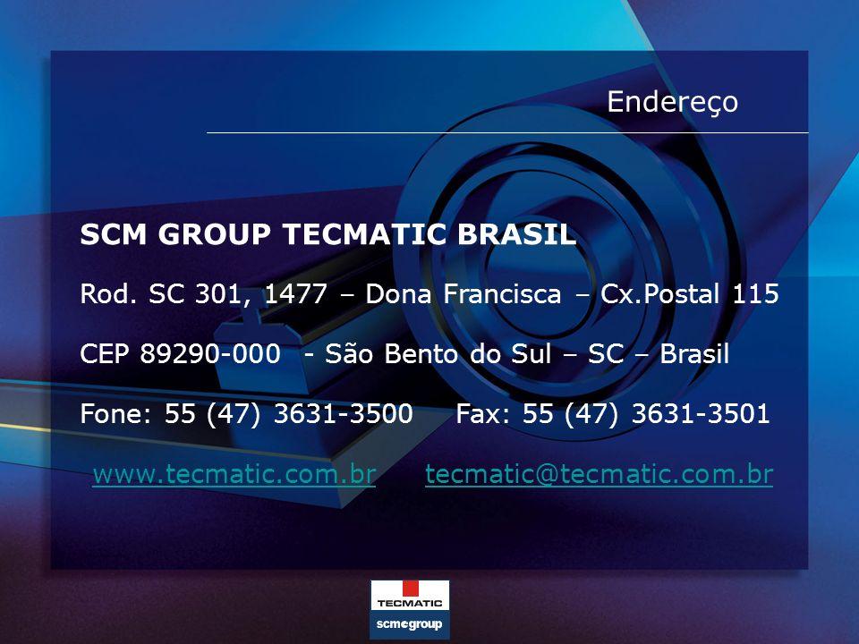 www.tecmatic.com.br tecmatic@tecmatic.com.br