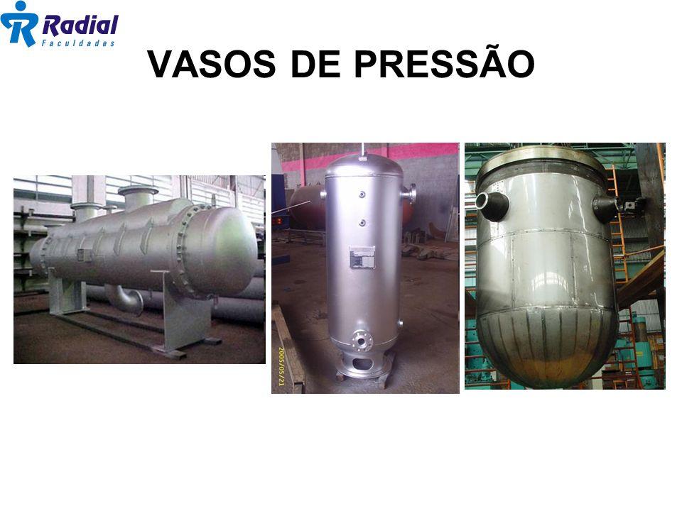 VASOS DE PRESSÃO