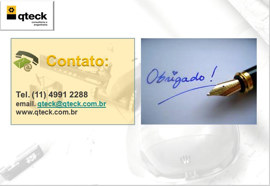Contato: Tel. (11) 4991 2288 email. qteck@qteck.com.br