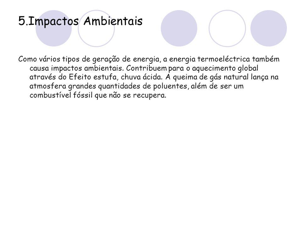 5.Impactos Ambientais