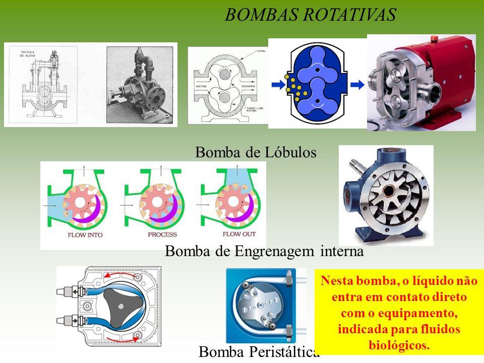 Bomba de Engrenagem interna