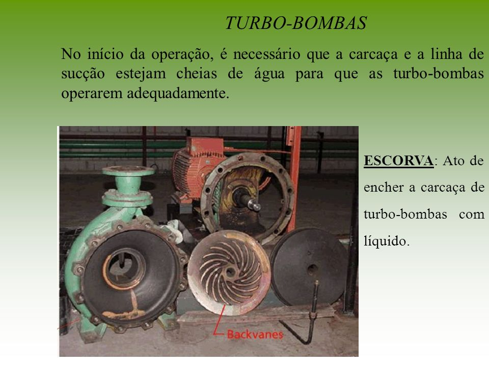 TURBO-BOMBAS