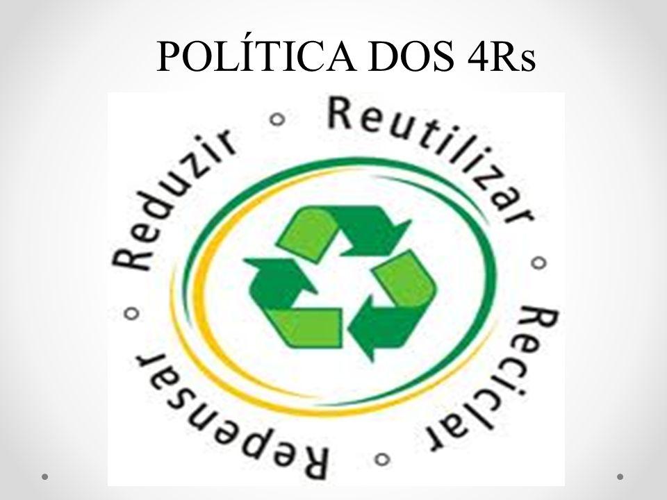 POLÍTICA DOS 4Rs