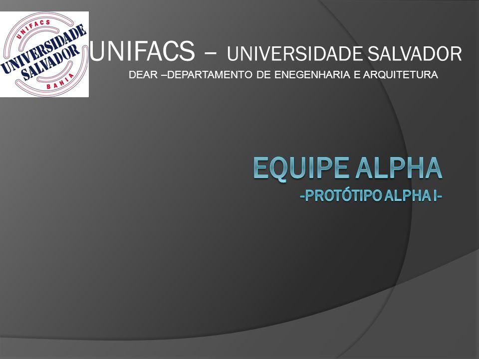 EQUIPE ALPHA -PROTÓTIPO ALPHA I-