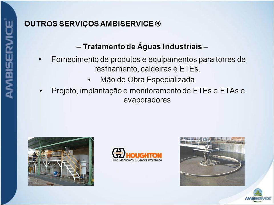 OUTROS SERVIÇOS AMBISERVICE ®
