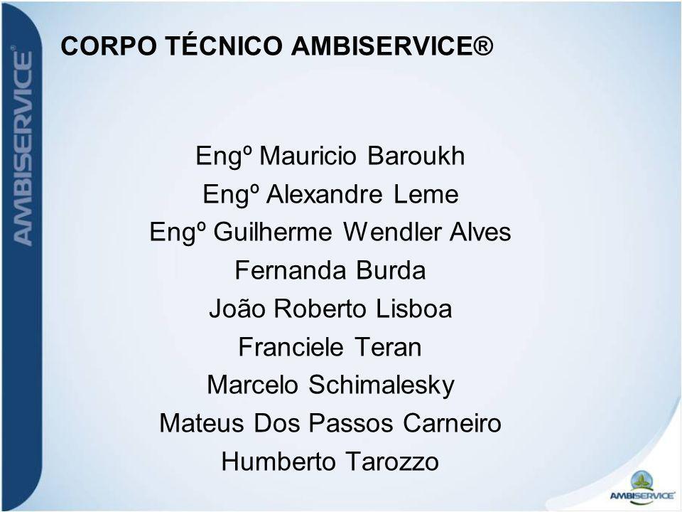 CORPO TÉCNICO AMBISERVICE®