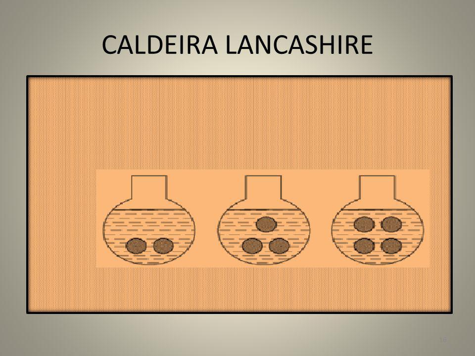 CALDEIRA LANCASHIRE