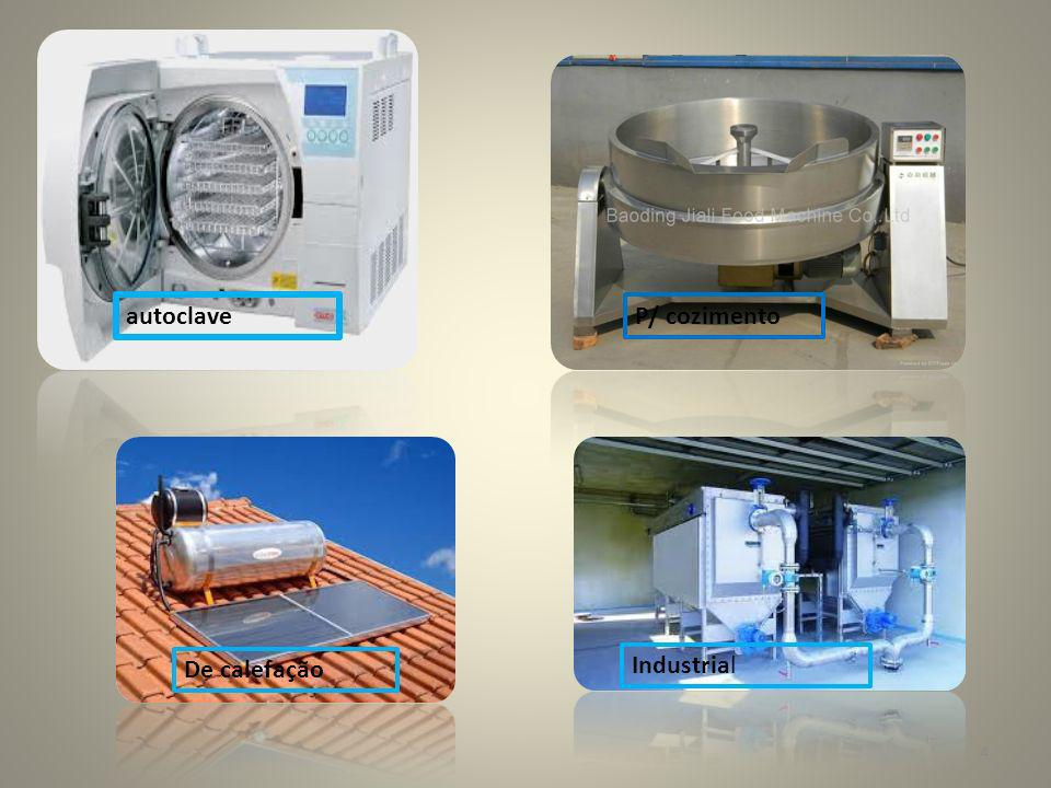 autoclave P/ cozimento De calefação Industrial