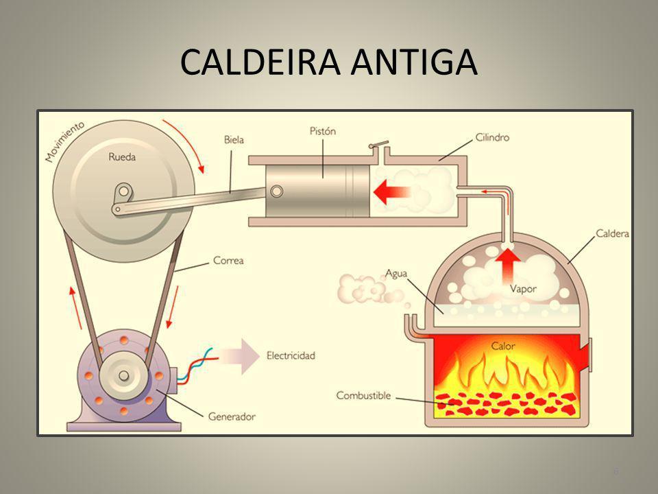 CALDEIRA ANTIGA