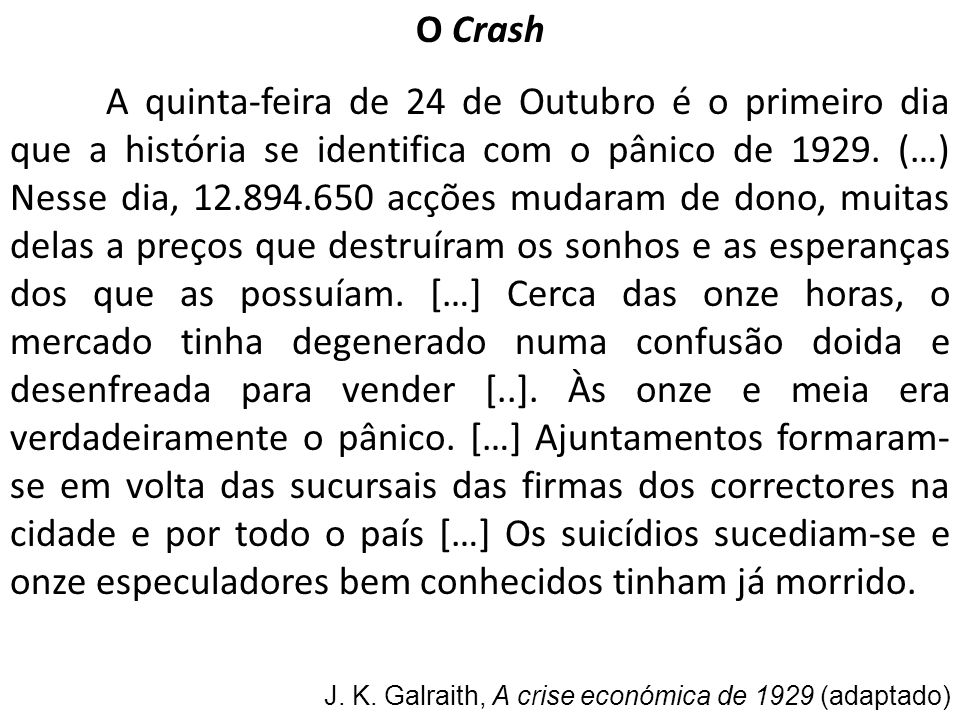O Crash