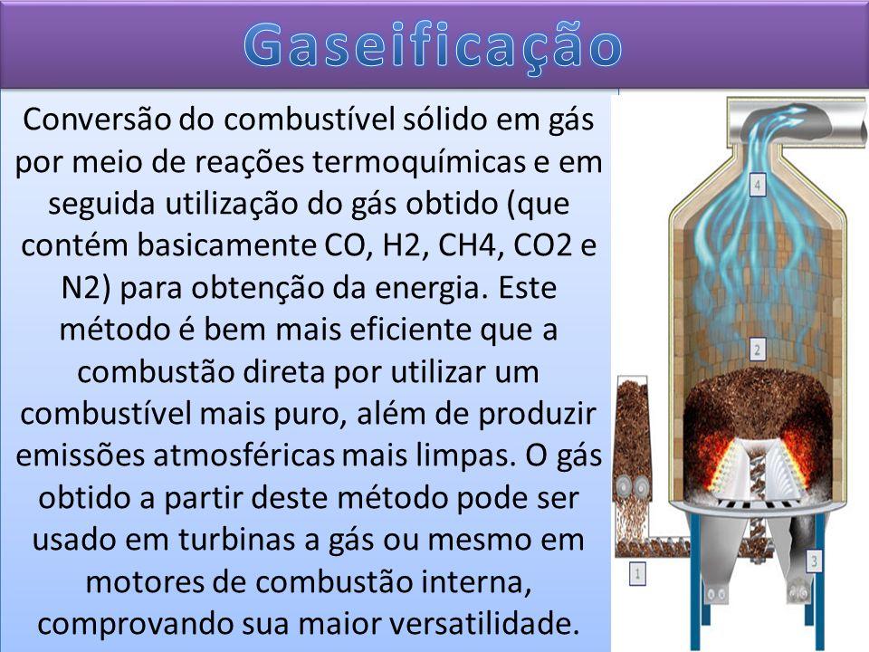 Gaseificação