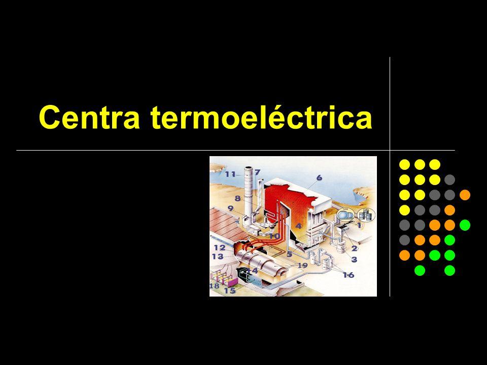 Centra termoeléctrica