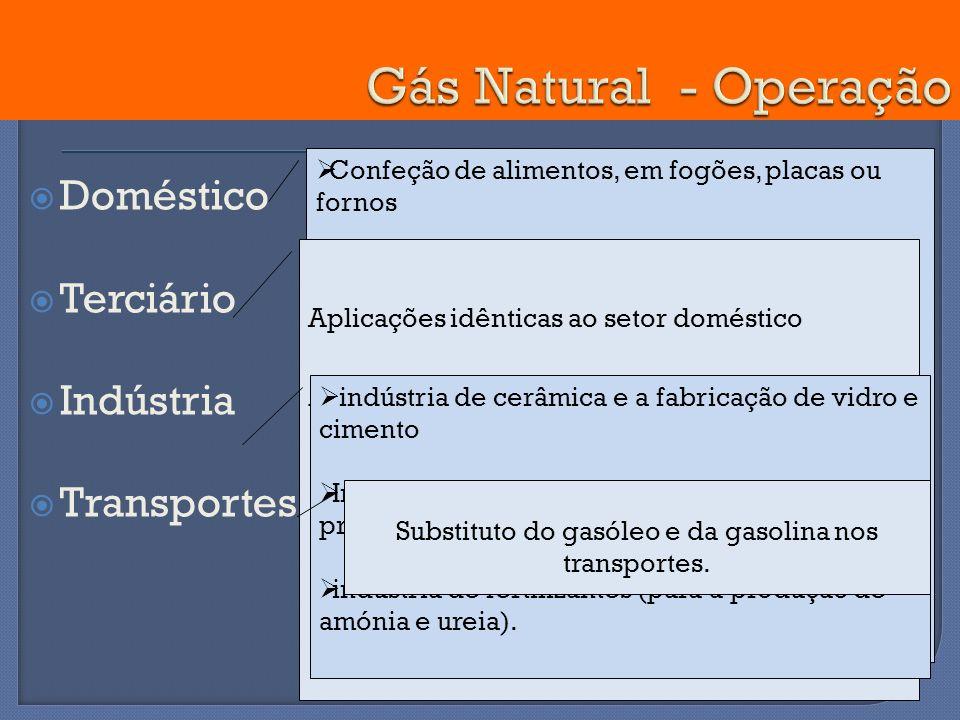 Substituto do gasóleo e da gasolina nos transportes.