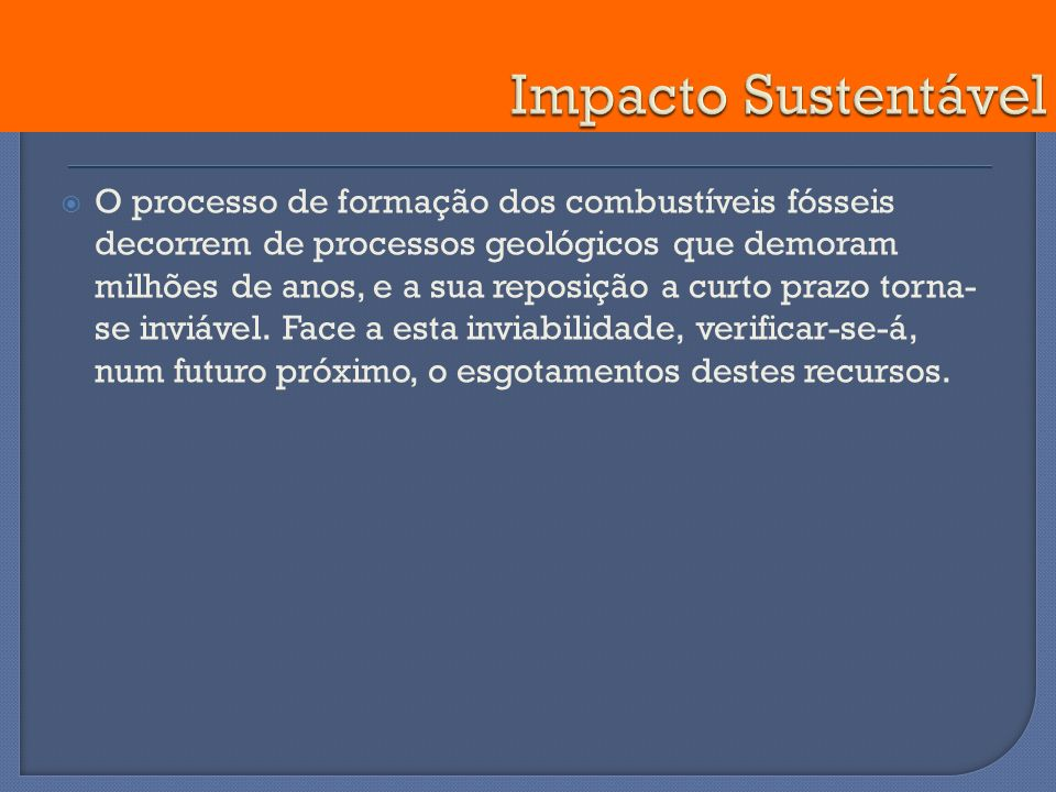 Impacto Sustentável