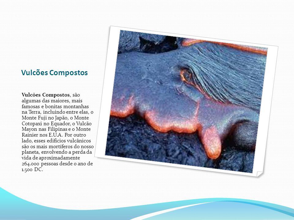 Vulcões Compostos